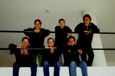 The 20th board of S.V.I. Inter-Actief