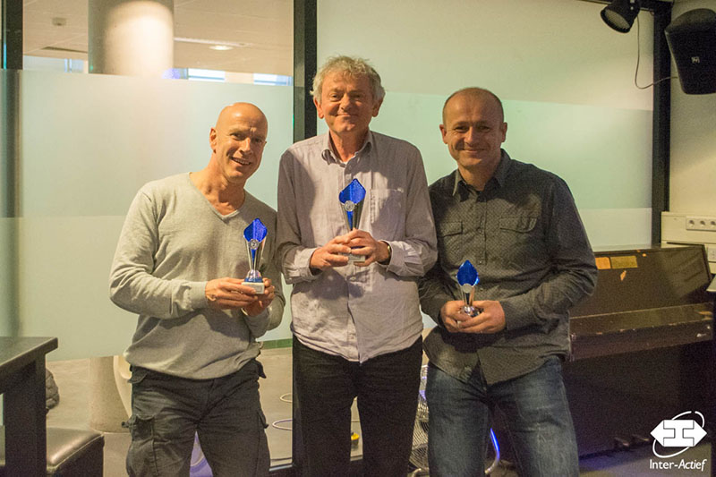 Klaas Sikkel winnaar DOP 2015